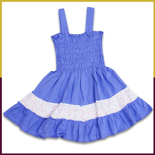 Sumix Ivory Baby Girl Frock