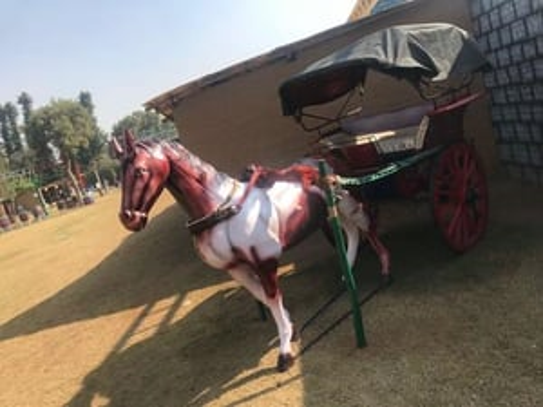 Frp Horse Sculpture
