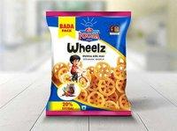 Wheelz Duniya Gol Hai Wheel Snack