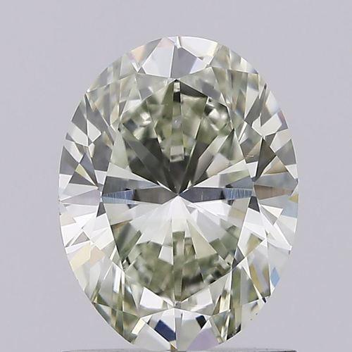Oval Brilliant Cut Diamond
