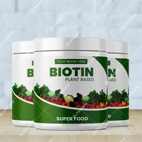 Plant Based Biotin Powder