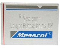 Generic Asacol Mesalamine Tablet