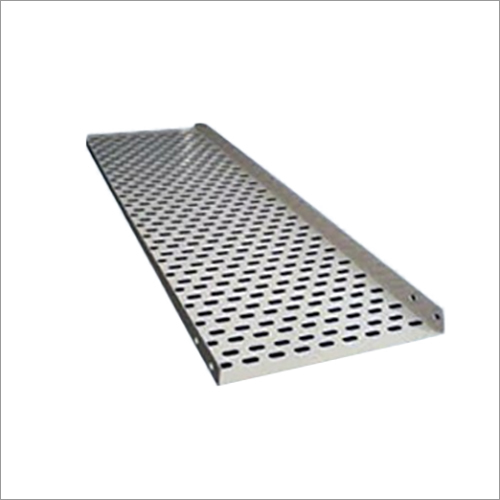 Power Coated Perforated Cable Trays
