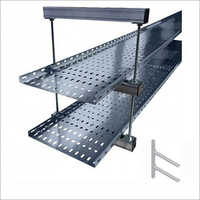 Pre Galvanised Ladder Cable Tray