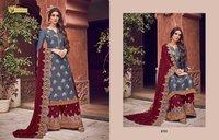 Violet 6701-6712 Pure Dola Jacquard Dress Materials