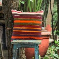 Wholesale Latest Design Handmade Jute Cushion Covers