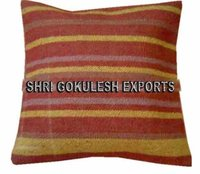 Wool Kilim Pillow Cases Designer Sofa Cushion Covers