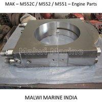 MAK-8M552C-6M552C-8M551AK-6M551AK ENGINE PARTS