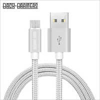 White USB Cable