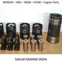 BERGEN-KVGB12-KVMB12-KVGB16-KVGB18-KRG9-KRG8-KRGB8-KRG6-KRGB6-KRG5 ENGINE PARTS