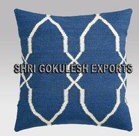100% Natural Wool Kilim Cushion Pillow Covers
