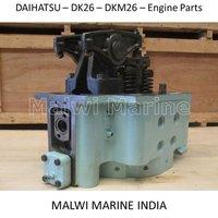 DAIHATSU-8DKM26-6DK26-6DKM26-5DK26 ENGINE PARTS