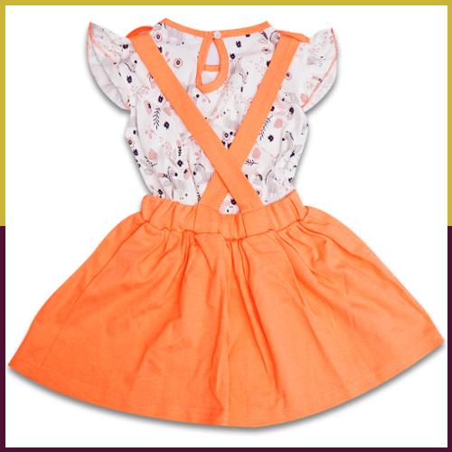 Sumix Oliviya Baby Girl Frock