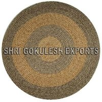 Home Decorative Indian 100% Braided Jute Carpets
