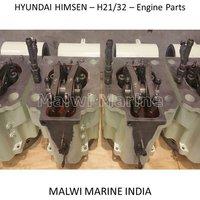 HIMSEN-9H21/32-8H21/32-6H21/32-5H21/32-P ENGINE PARTS