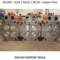 SULZER-12ASV25/30-9ASL25/30-8ASL25/30-6ATL25/30-6ASL25/30-6L25/30 ENGINE PARTS