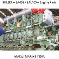 SULZER-ZA40-6ZA40S-6ZAL40S-8ZAL40S-9ZAL40S-12ZAV40S-16VZA40S ENGINE PARTS