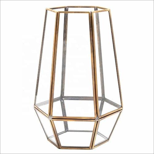Glass Base Terrarium
