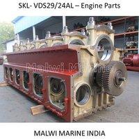 SKL-8VDS29/24AL-6VDS29/24AL-8VD26/20AL-6VD26/20AL-8NVD48A-6NVD48A ENGINE PARTS