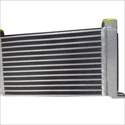 Dual Type Air Oil Cooler