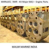MIRRLEES-16KVMAJORMK3-12KVMAJORMK3-KMR8MK3-KMR6MK3 ENGINE PARTS