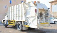 Volvo Nl 10 Garbage Truck