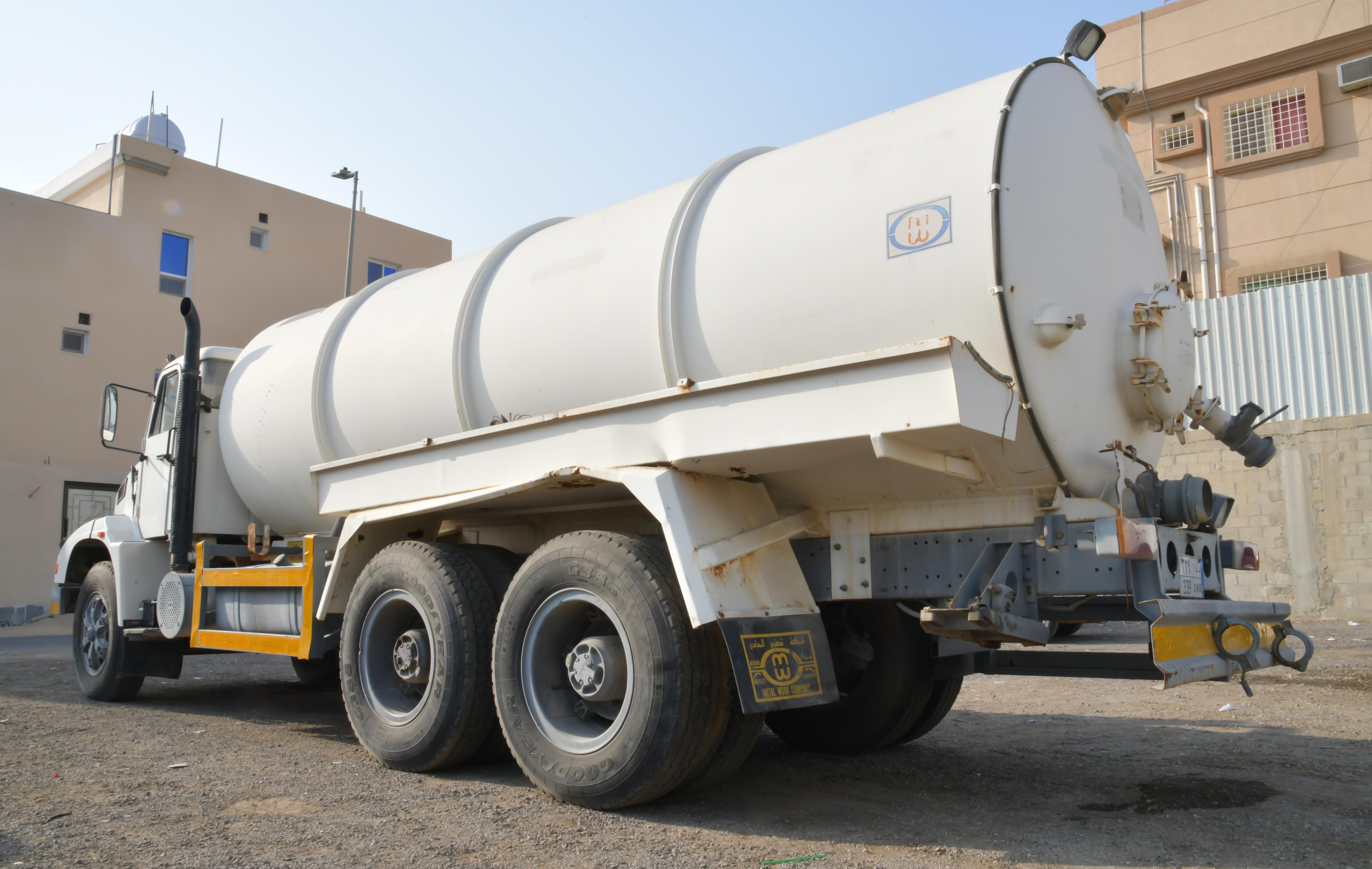 Volvo Nl 10 Sewage Tanker