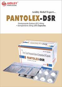 Pantoprazole 40mg + Domperidone 30mg (SR) Capsules