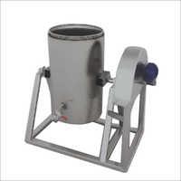 Centrifugal Dryer Tilting