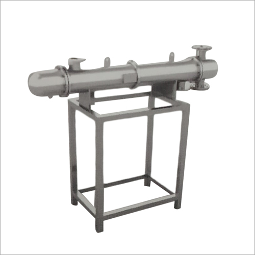 Compact Thermic Fluid Heat Exchanger