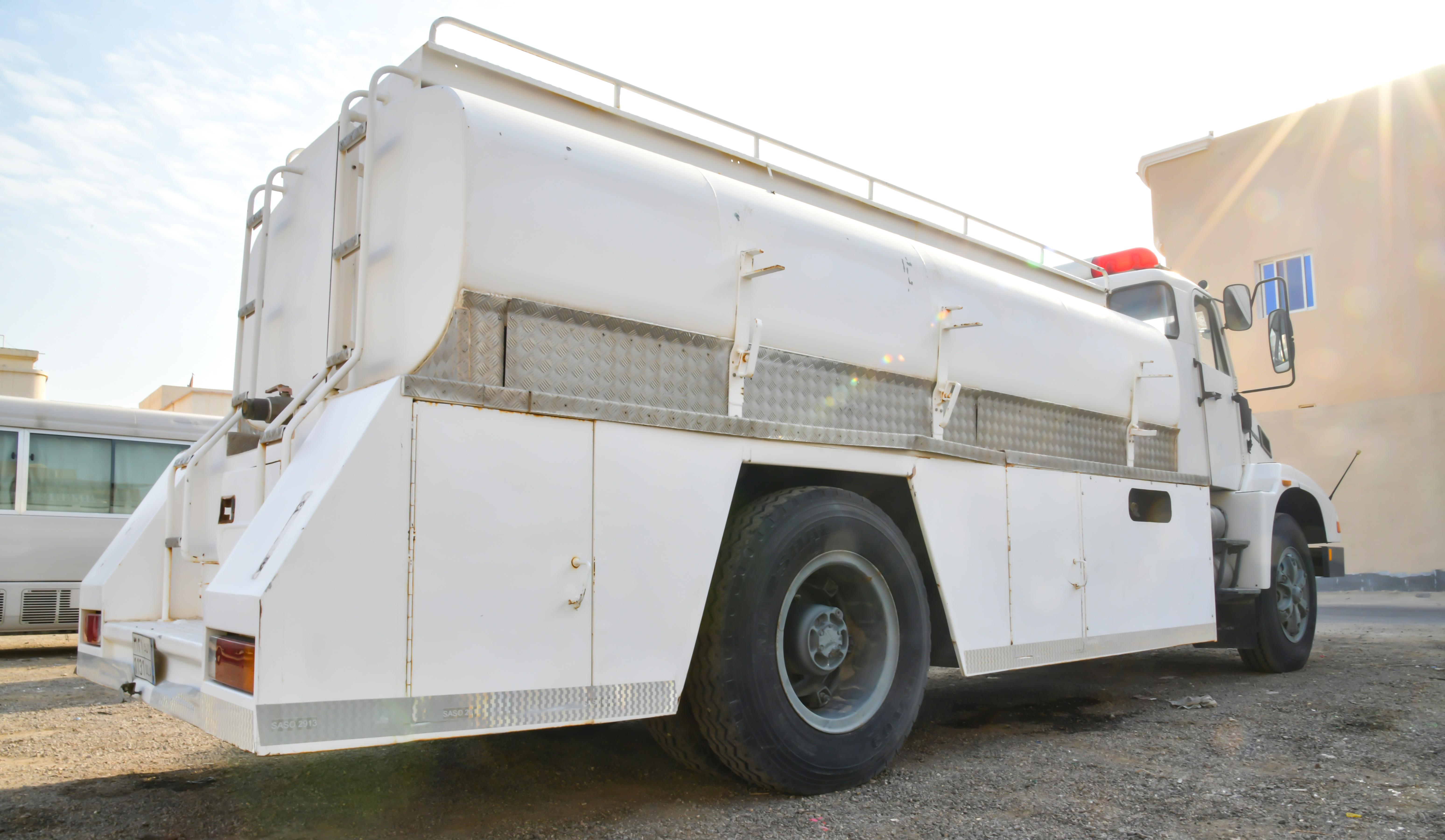 Volvo Nl 10 Water Tanker