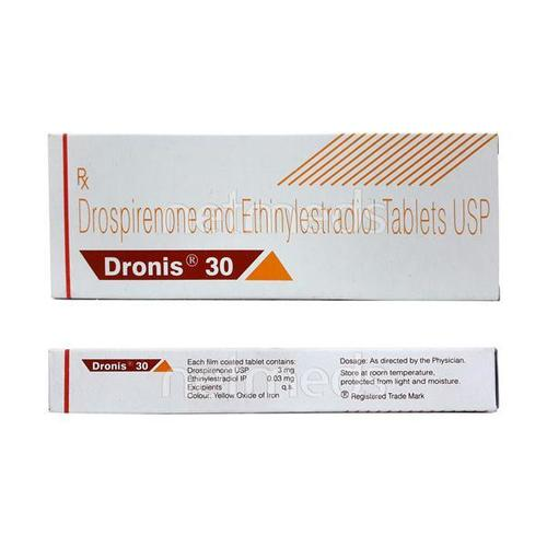 Ethinyl Estradiol And Drospirenone Tablets