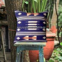 Indian Design Handmade Wool Kilim Cushion Covers