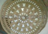 Handmade Handwoven Indian Braided Jute Carpets