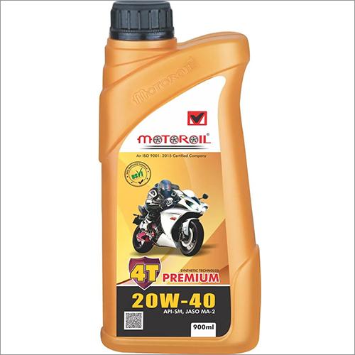 20W-40 4T Premium Bike Engine Oil