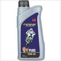 20W-40 4T Plus Bike engine Oil