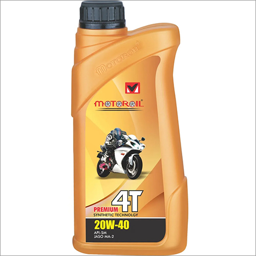 20W40 4T Premium Synthetic Engine Oil