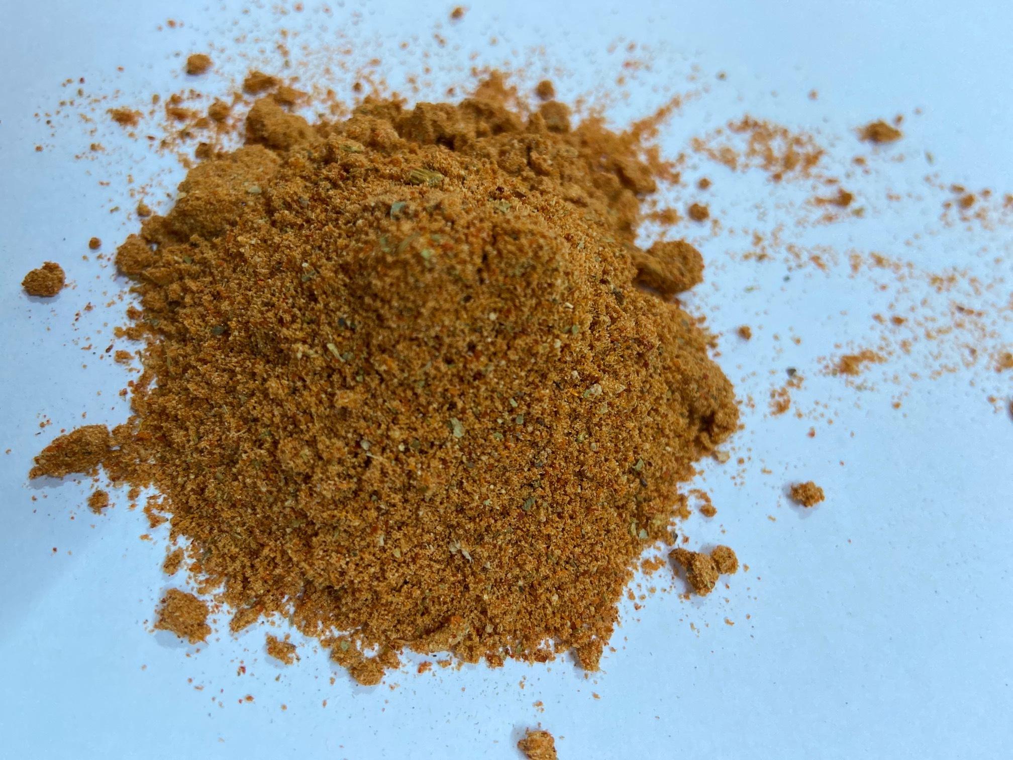 peri-peri seasoning masala