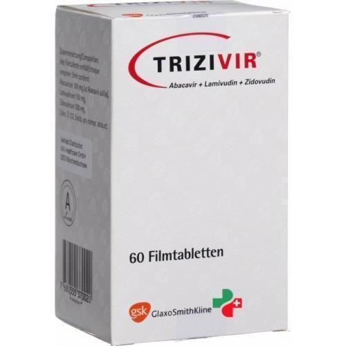 Abacavir, Lamivudine and Zidovudine Tablets