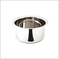 Stainless Steel Flat Bottom Tope