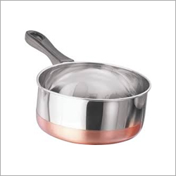 Stainless Steel Copper Saucepan