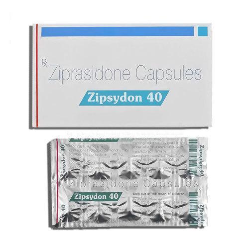 Ziprasidone Capsules
