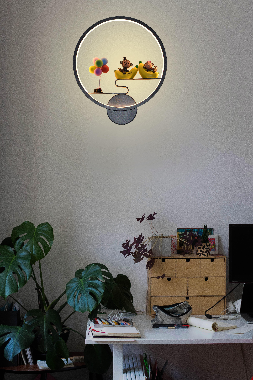 18W Wall led Lamp Kids Room (Warm White)