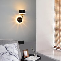 17w Bedside Wall Lamp Led (Warm White)