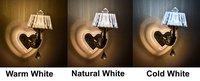 18W Heart Shape Wall Lamp Led (Warm White+ Natural White+ Cool White)