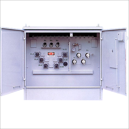Industrial Pad Mounted Transformer