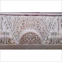Sandstone Designer Engraved Wall