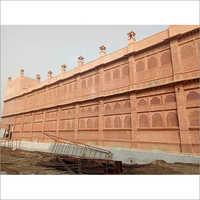 Sandstone Architecture Structure