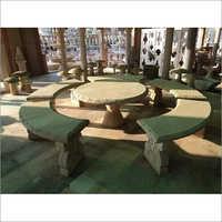 Sandstone Architecture Sitting Structure