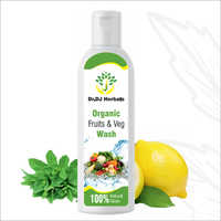 Organic Fruit & Veg Wash